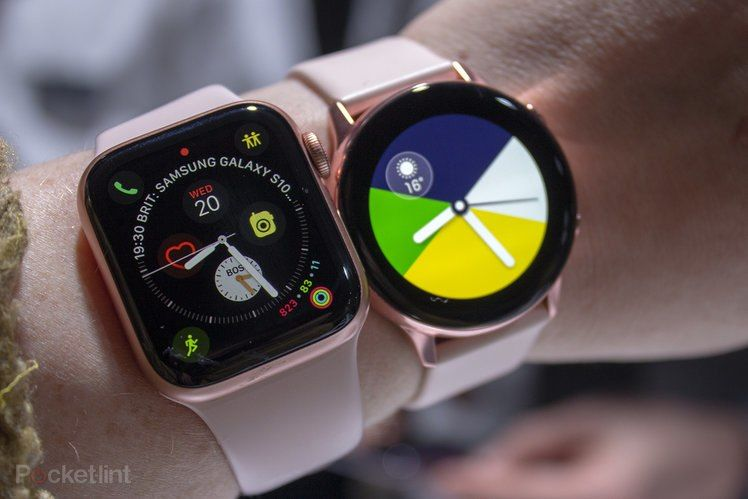 Samsung Galaxy Watch Active 2 could copy these Apple Watch