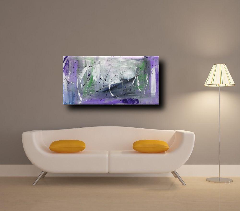 quadri-moderni-ad-olio-colorati-120x60 | dipinti artisti nel 2019 ...