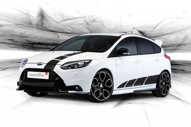 Ms Design Ford Focus St Styling Upgrades Ford Focus Ford