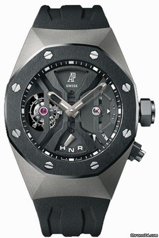 Audemars Piguet Royal Oak Royal Oak Gmt Tourbillon Concept For