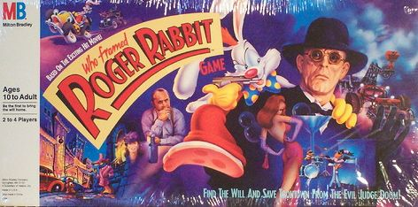 who framed roger rabbit board gamejpg
