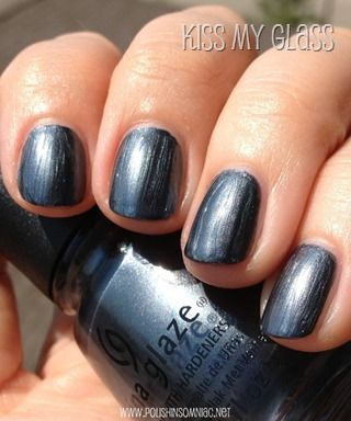 China Glaze Autumn Nights - Part One ♥ Swatches & Review ...