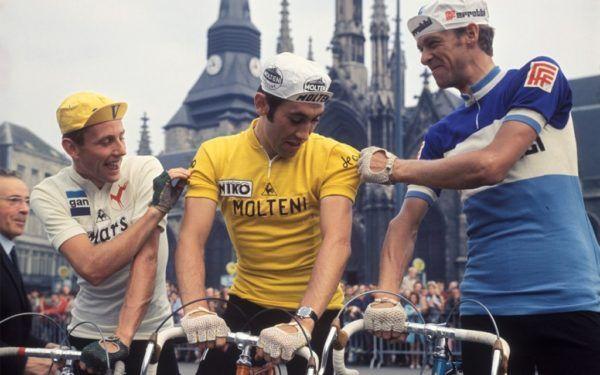 Molteni vintage cap cycling team bike bicycle Eddy Merckx