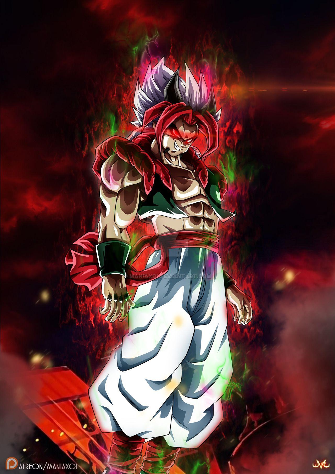 Dragon Ball Z by Maniaxoi on DeviantArt