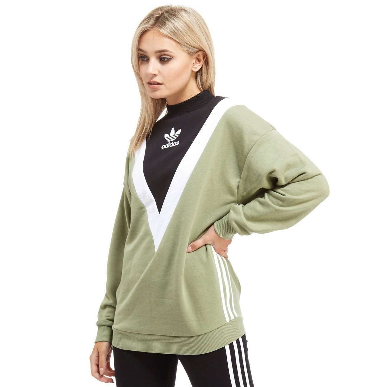 adidas Originals Chevron Sweatshirt Online Shoppen für