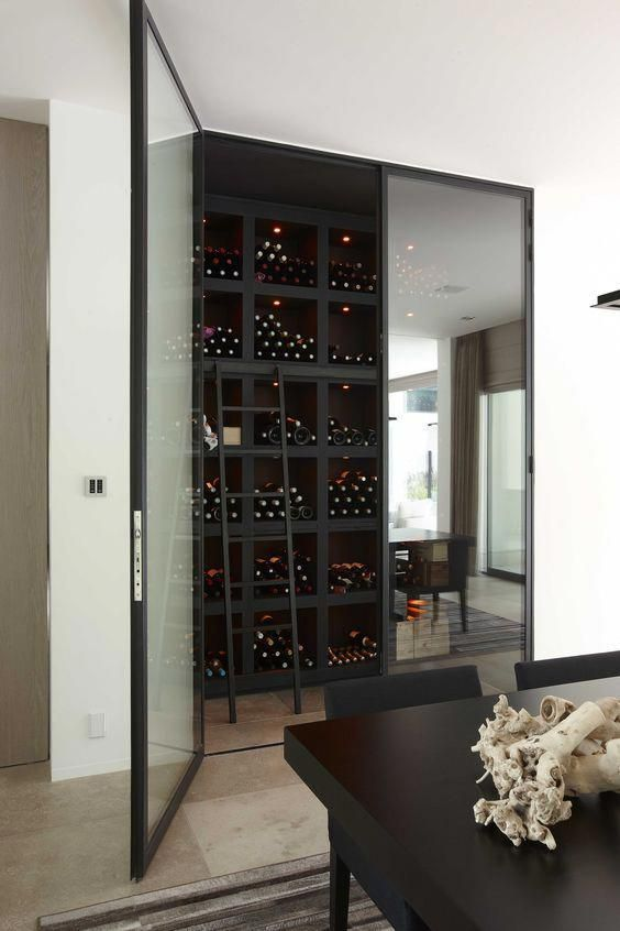 Custom Wine Cooling Winevineyards In 2020 Home Wine Cellars