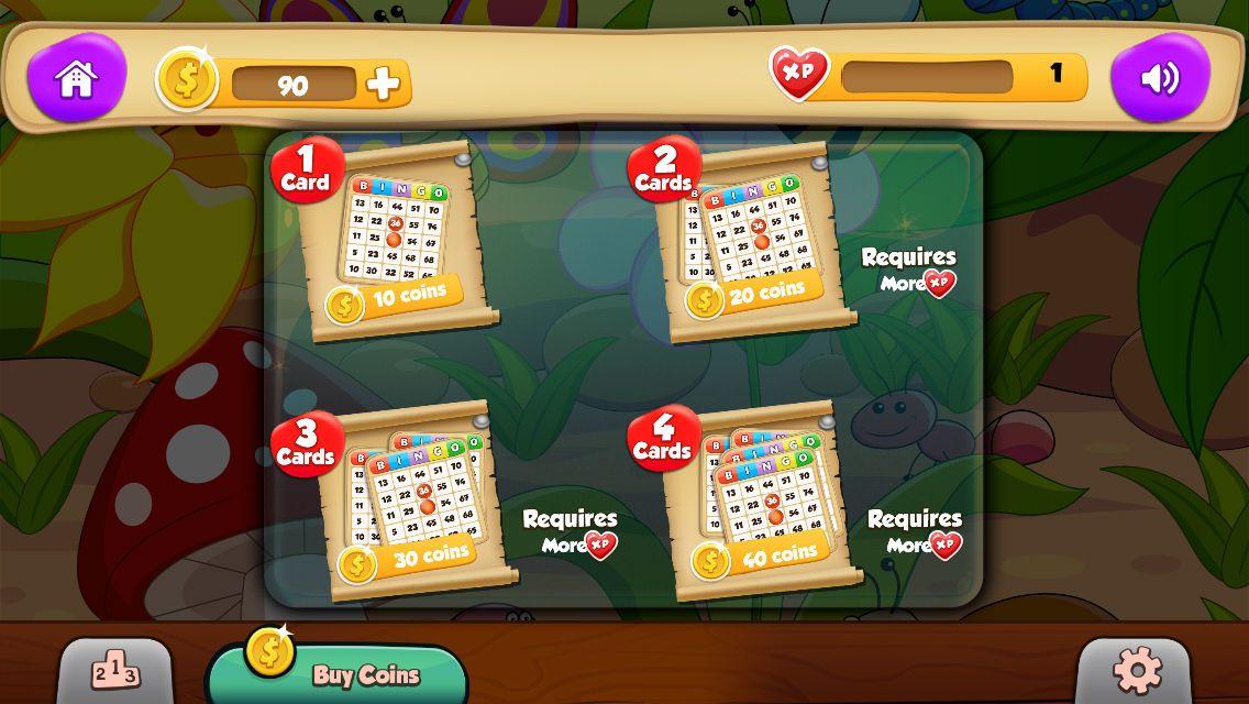 iBingo HD play Bingo for free GamesTenTalCardios