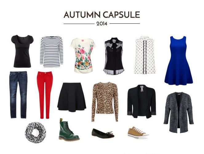 This is the third year in a row that I've done a capsule wardrobe for Autumn or Fall. It seems to be the season that I plan for the most, and I love having a capsule of items that all go toge…