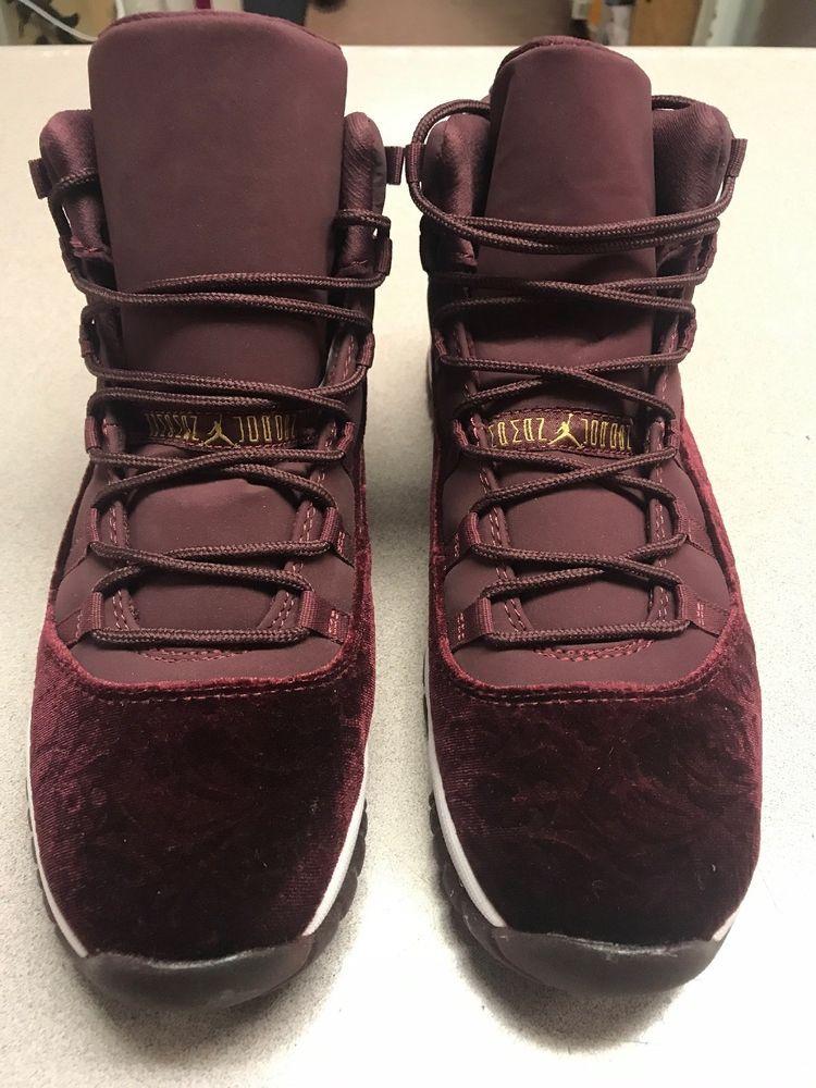 buy online 9c56f b7014 Nike Air Jordan XI Retro 11 Heiress Red Velvet Burgundy 852625-650 Size  8.5Y  fashion  clothing  shoes  accessories  mensshoes  athleticshoes (ebay  link)