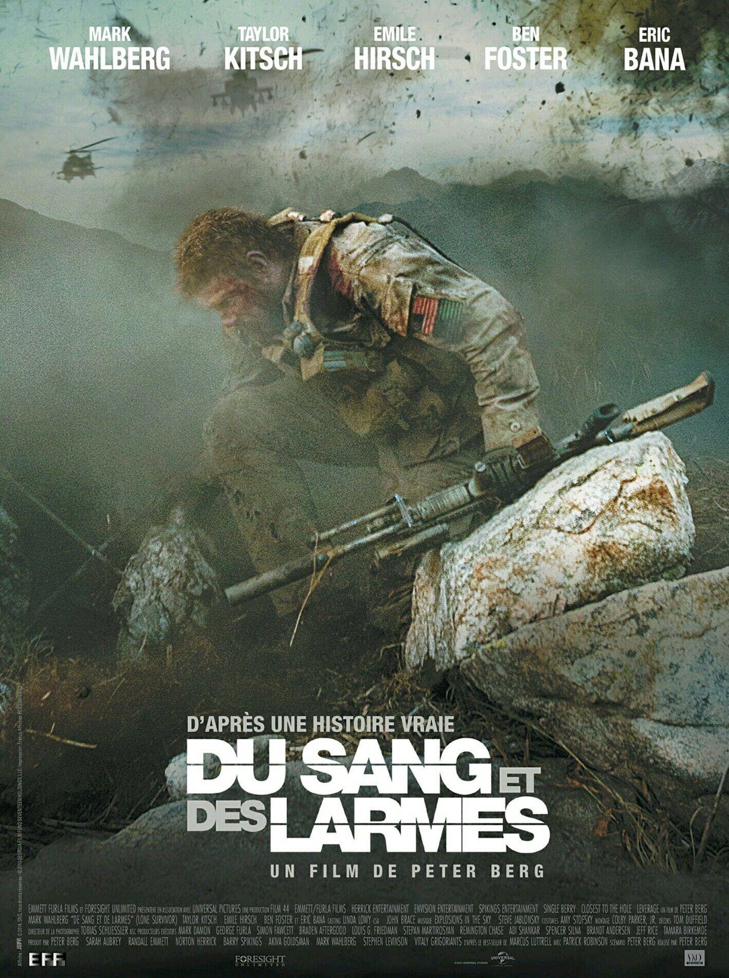 Du Sang Et Des Larmes Film De Guerre Film Films De Guerre