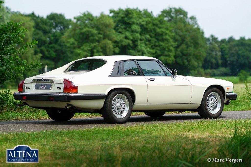 Jaguar Xjs V12 1987 Jaguar Xj Jaguar Car Classic Cars