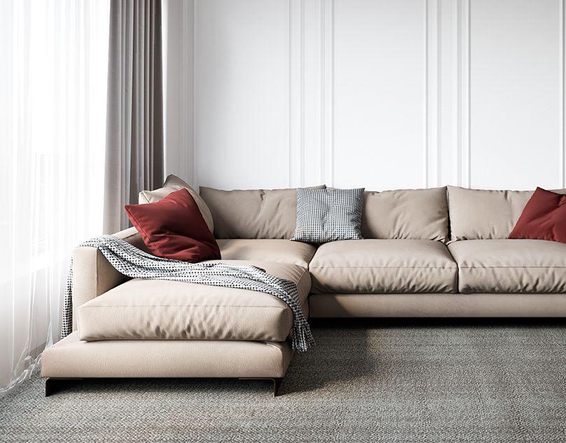 Interior Design Of Apartment Modern Light Elegant Apartment With Wood Panels Gostinye Loft Dizajn Interera Dizajn Proekty