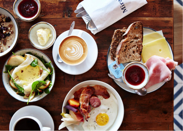 Our Favourite Brunches