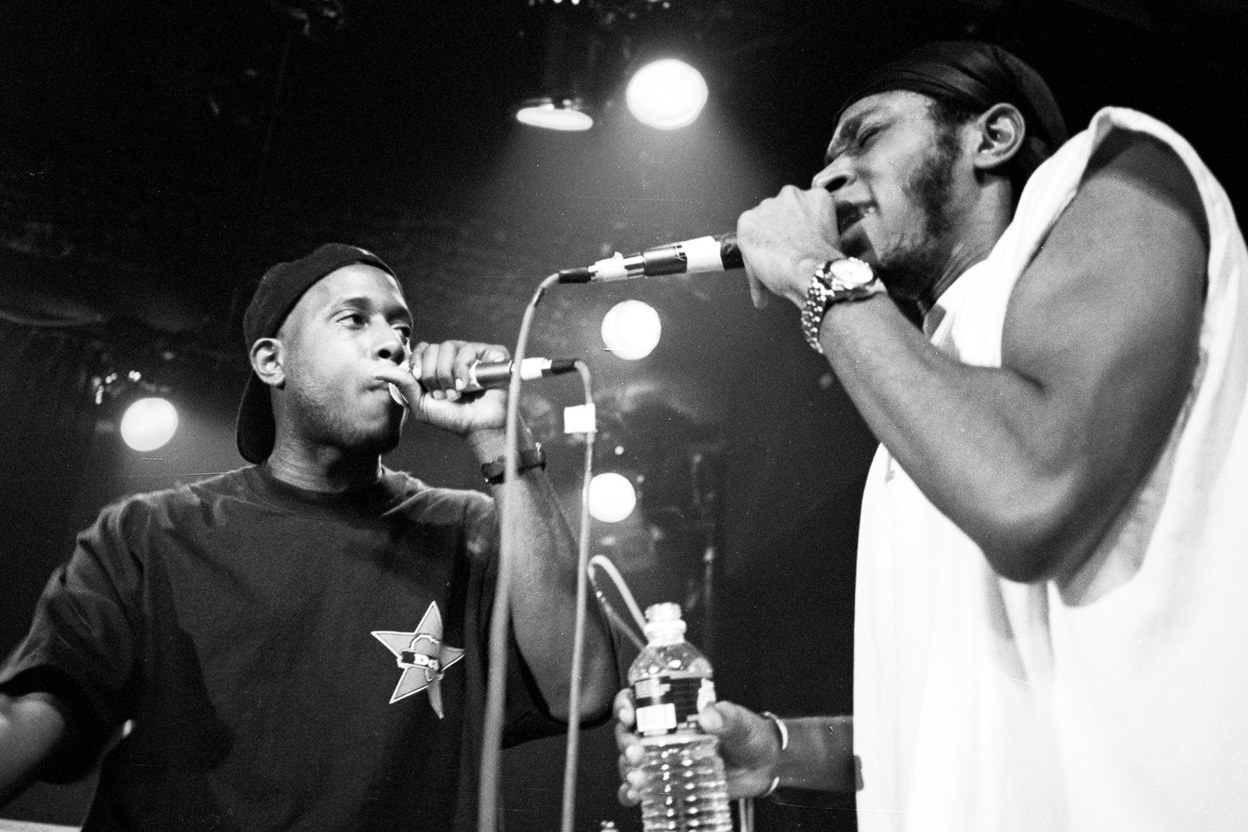 Flashback Mos Def and Talib Kweli Help Televise a HipHop