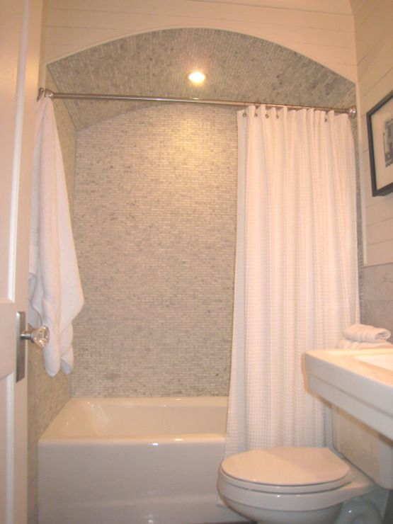 Tracery Interiors - bathrooms - bath shower combo, tub shower combo ...