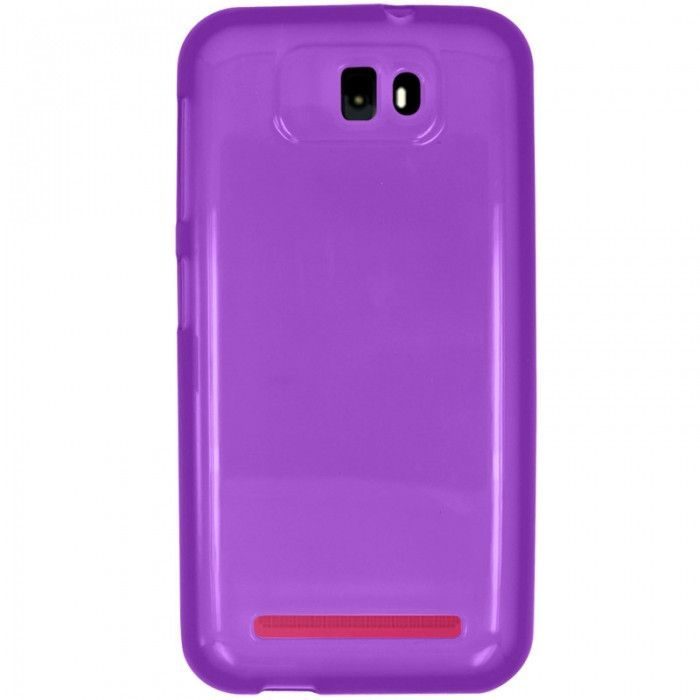 Zizo Slim-Fit TPU Case for BLU Studio 5.5 - Purple