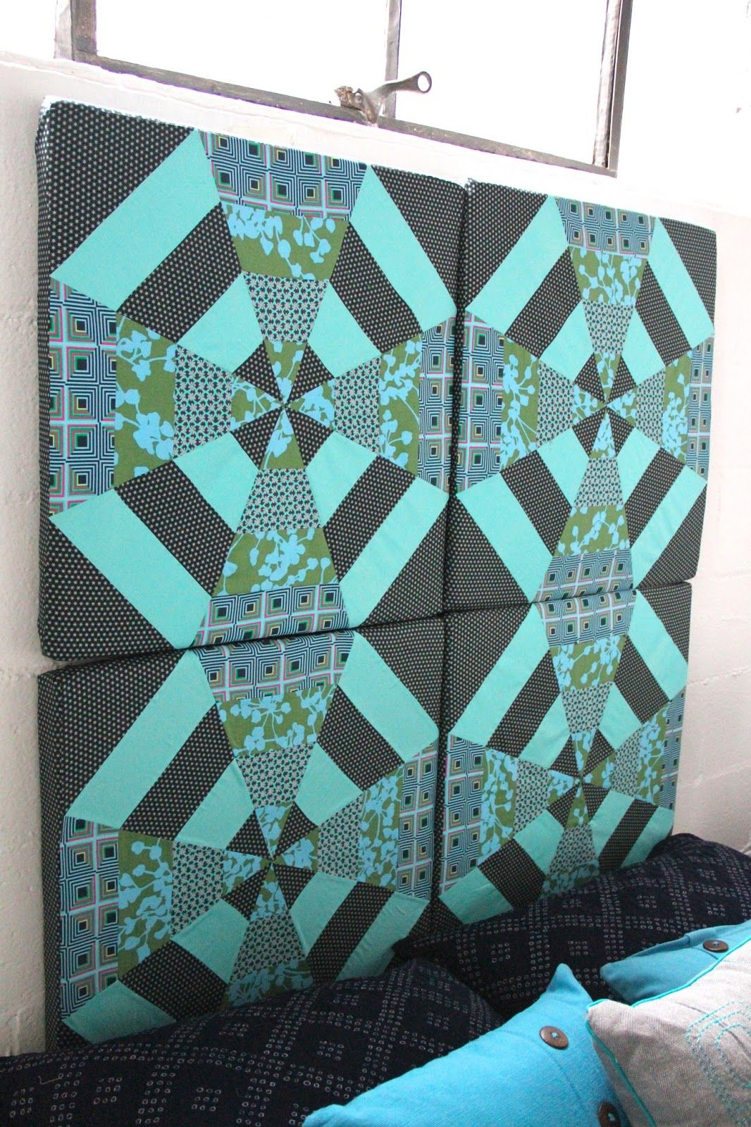 Rock Paper Scissors: Amy Butler wall art | Bedroom | Pinterest