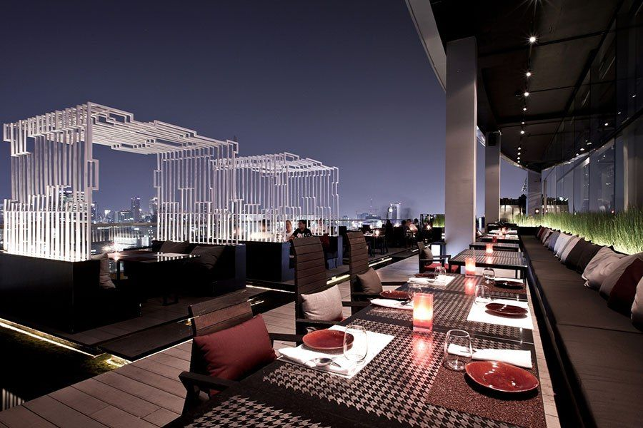 Designerlen München ten spectacular rooftop bars and lounges square and