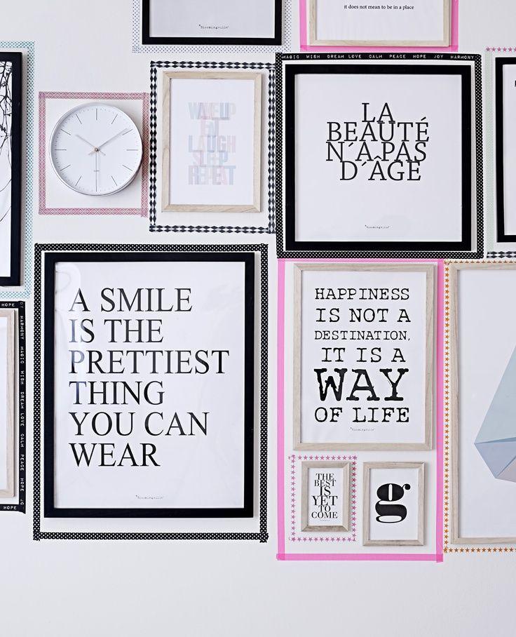 Bitan dio uređenja interijera je ukrašavanje zidova. Bilo da je riječ o fotografijama dragih osoba, crtežima iz djetinjstva ili samo nekim printevima koji vam se sviđaju, na ovaj način sigurno ćete ubaciti i dio svoje osobnosti u proces uređenja interijera te lijepo ukrasiti svoj dom. Ako ne želite bušiti zidove i nikako vam se ne... Saznajte više!