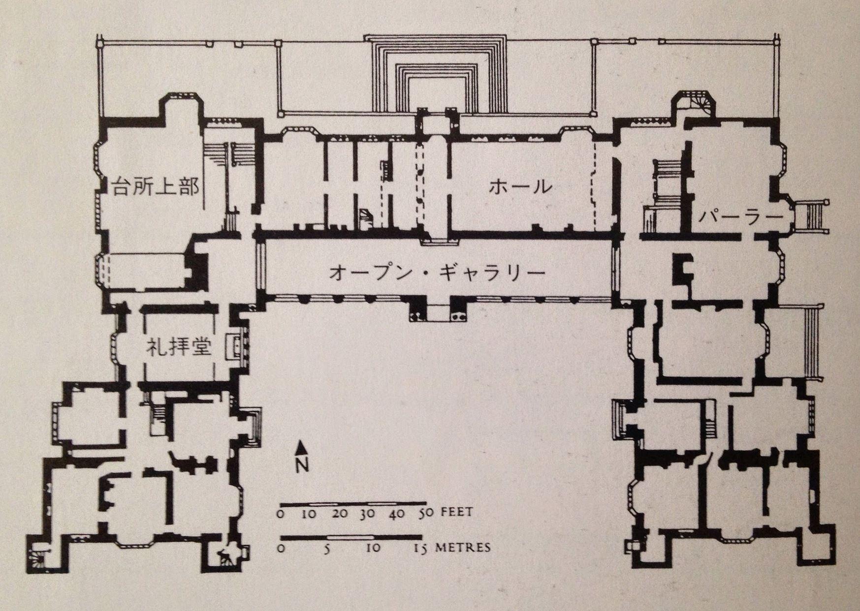 Hatfield house FloorPlan Pinterest – Hatfield House Floor Plan