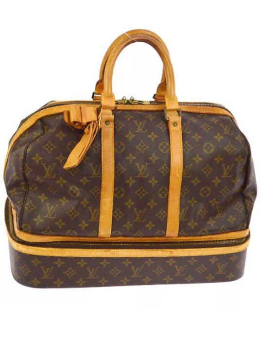 71a7ebb12f7b Catawiki online auction house  Louis Vuitton - Sac Sport Weekeng Bag -  Vintage