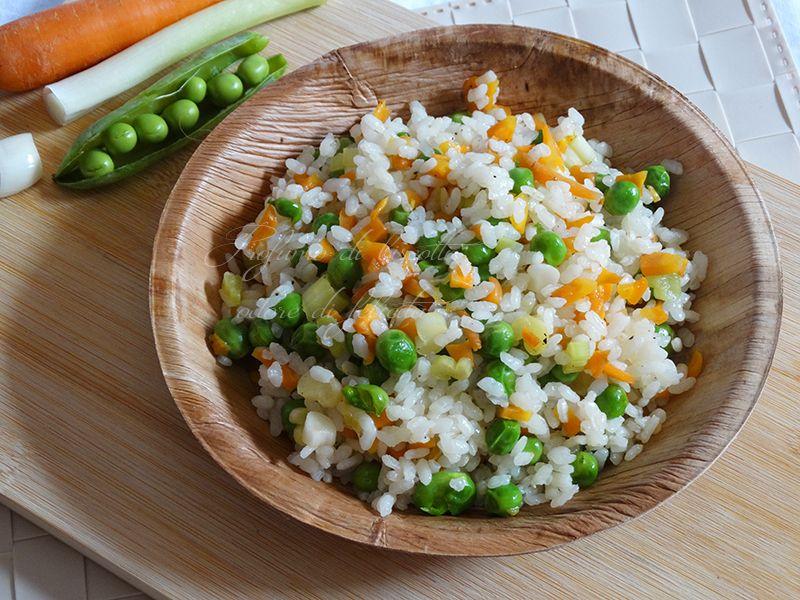 Insalata di riso primavera
