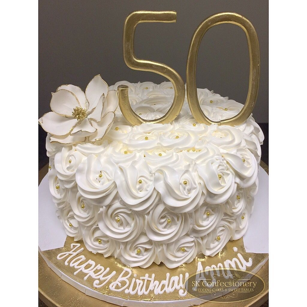 Brilliant 32 Pretty Photo Of 50Th Birthday Cake With Images 50Th Funny Birthday Cards Online Alyptdamsfinfo