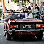 Behind the Scenes of the Bauman Wedding