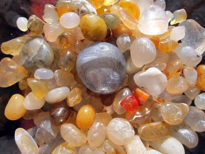 Best Beaches In Northern Oregon For Agates