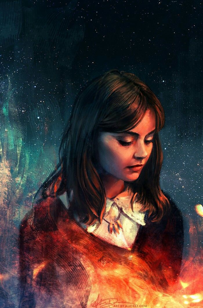 Clara By Alice X Zhang Doctor Who Art Doctor Who Wallpaper Doctor Who