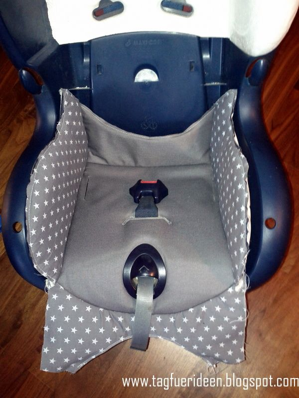 Ein neuer Maxi-Cosi-Kindersitz-Bezug...   Free Tutorials   Pinterest ...