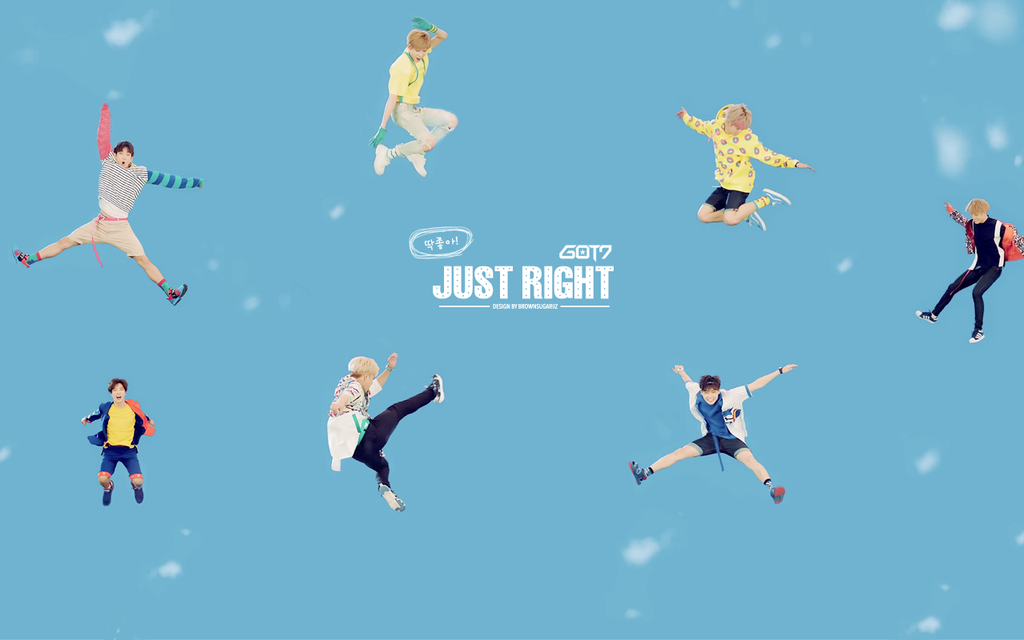 On Twitter Wallpaper GOT7