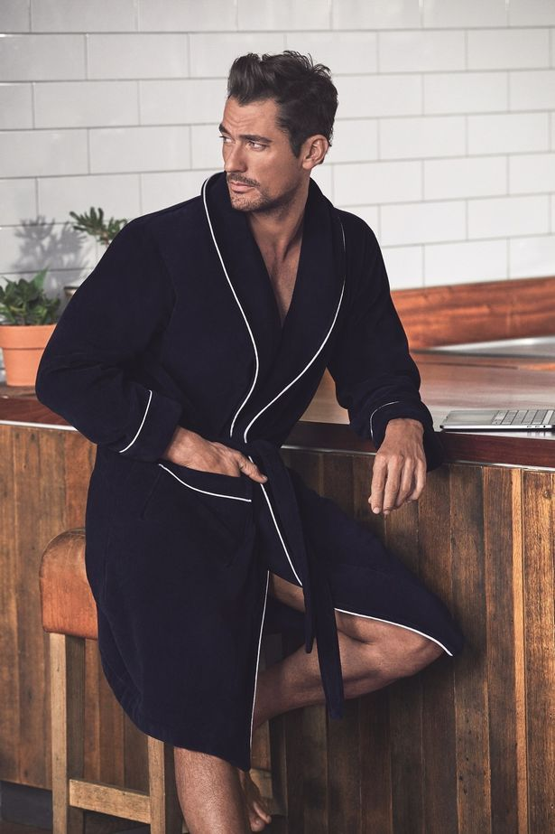 David Gandy reveals the man behind the fashion icon – and those tighty whities – gastumana