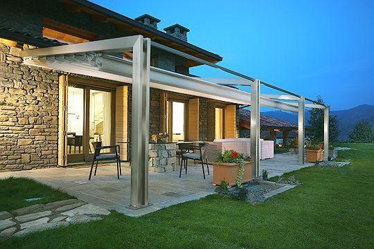 Outdoor Canopy and Pergola by Corradi Photo 7 & Outdoor Canopy and Pergola by Corradi Photo 7 | Home Space ...