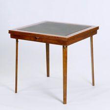 Stakmore Style 12vcheblk Extending Folding Card Table On Ebay