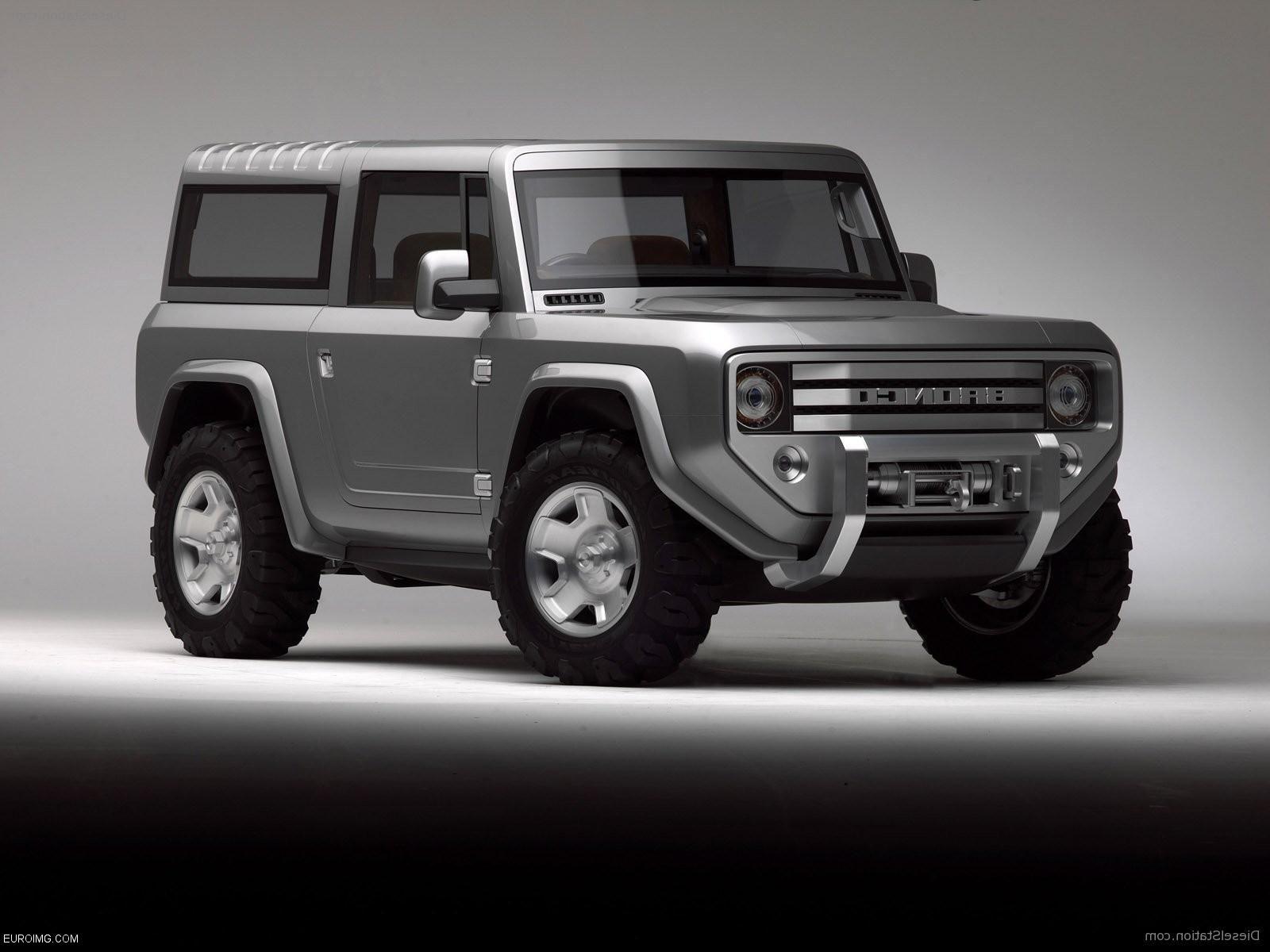 Concept ford bronco love it