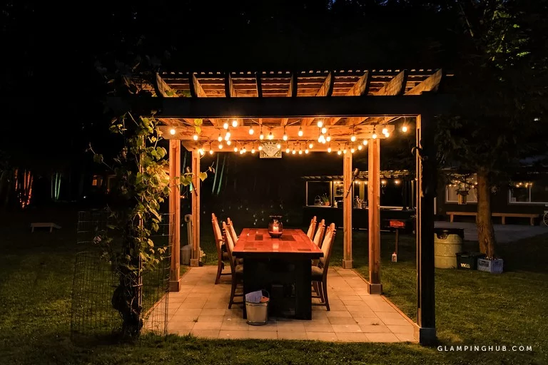 Private Glamping Retreat Sleeps Four on Whidbey Island ...