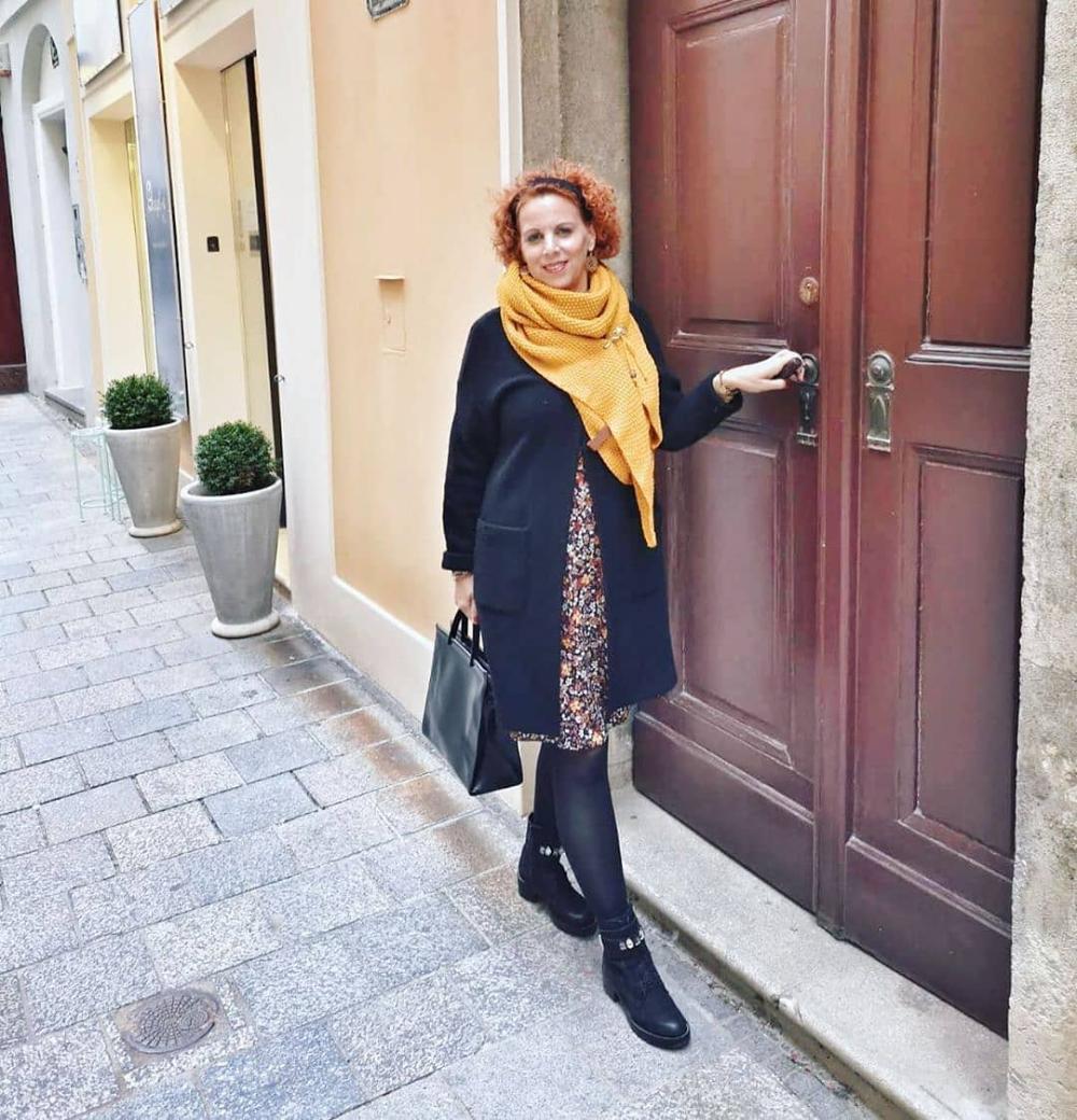 Зимняя мода для женщин за 50 лет в 2020: фото, тренды ...