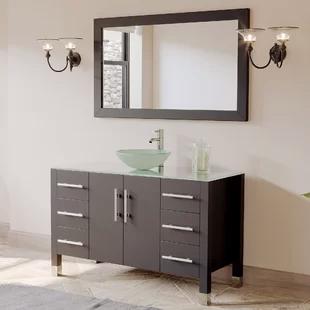 48 Inch Bathroom Vanity Single Sink, Bathroom Vanities Wayfair