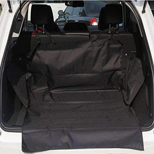 CarClean Dog Seat Cover For Cars Anti Slip In Large Size