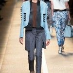 Fendi Ready To Wear Spring Summer 2015 Collection