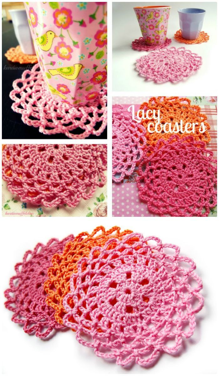 70 easy free crochet coaster patterns for beginners page 7 of 14 70 easy free crochet coaster patterns for beginners page 7 of 14 bankloansurffo Gallery