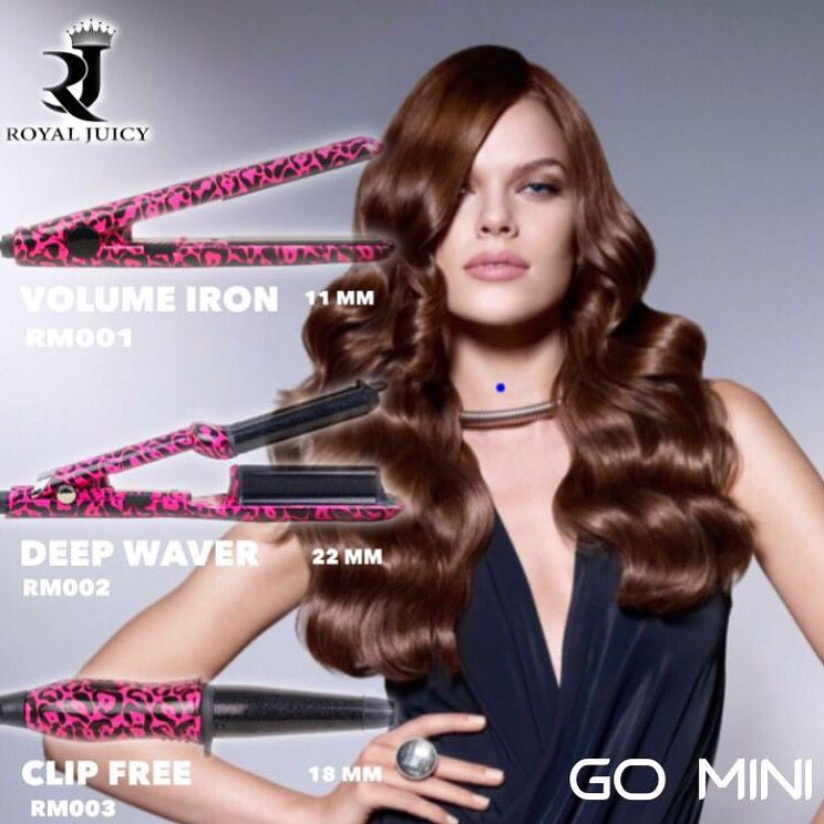 Go Mini Love Your Hair Clip Free Styling Tools