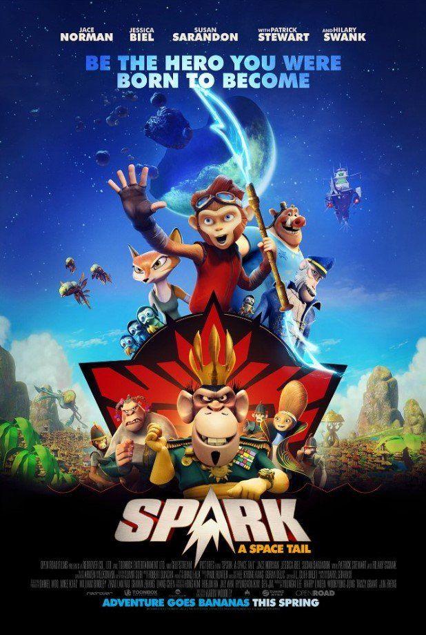 Spark Bir Uzay Macerası Türkçe Dublaj izle Mizah ve