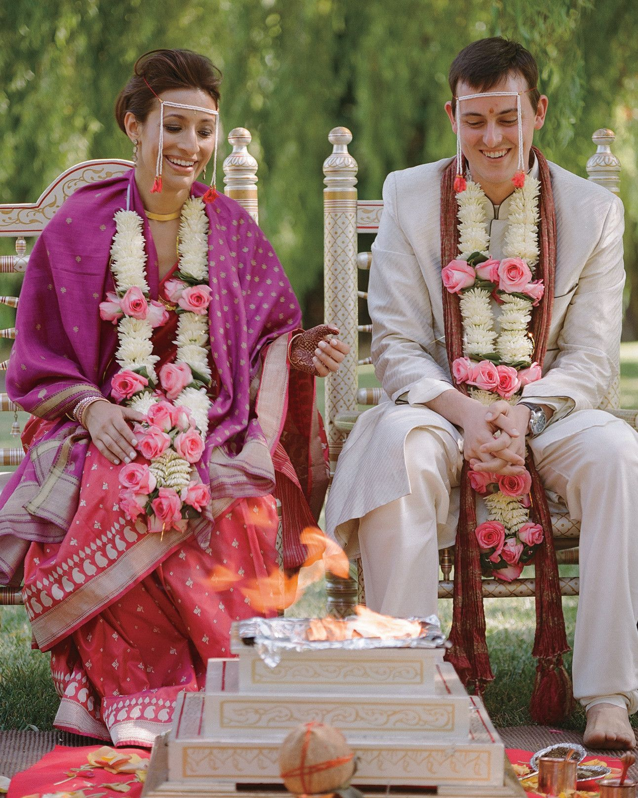 10 Common Indian Wedding Traditions Wedding ceremony