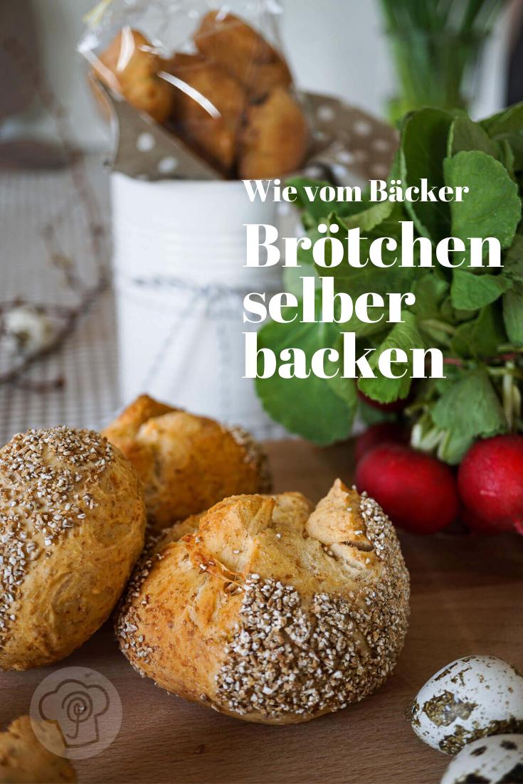 Dinkel Joghurt Brötchen   – Küchentraum & Purzelbaum – Meine Rezepte