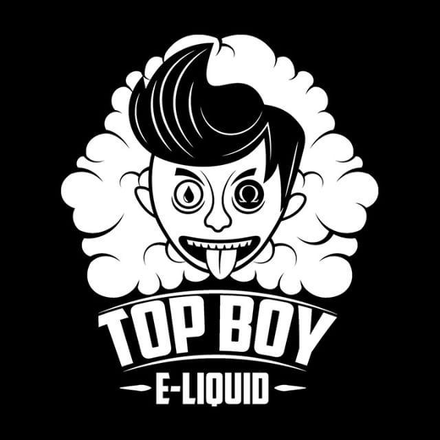 Top Boy E Liquid Boy Design Eliquid Logo Ejuice