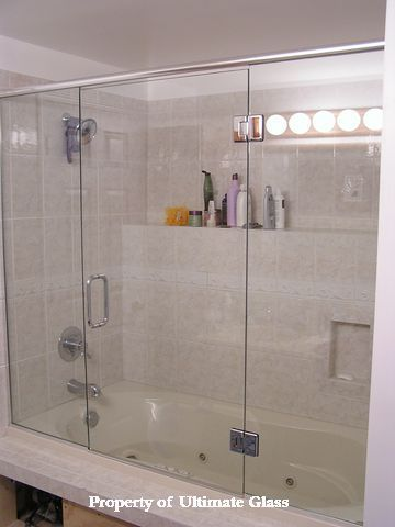 Ultimate Glass U0026 Mirror Inc. Specializing In Custom Glass Work And Bath  Enclosures Since 1981