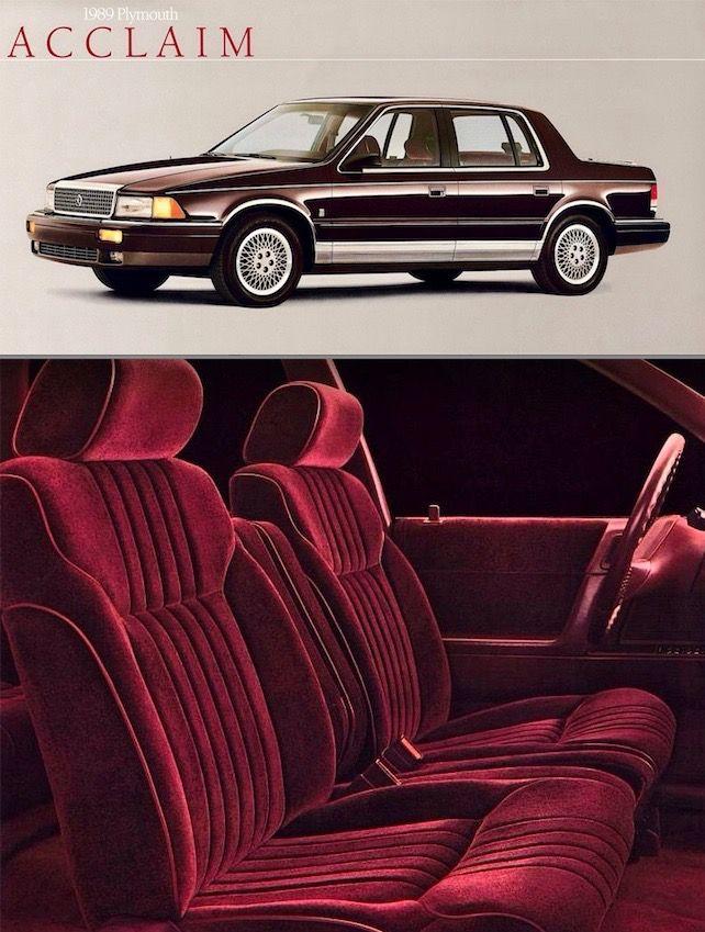 Pin En 1980s Chrysler Corp Vehicles