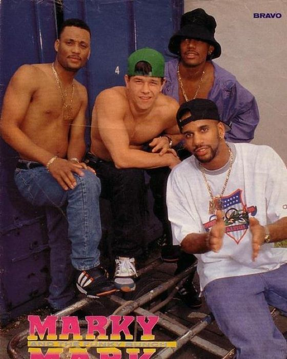 Marky-Mark-and-the-Funky-Bunch- | Mark wahlberg, Actors, Celebrity dads